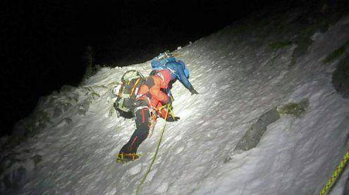 Alpinist geriet auf Rax in Not: trotz Schlechtwetter gerettet
