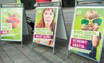 Landtagswahlen 2018: Grüne müssen sparsam sein