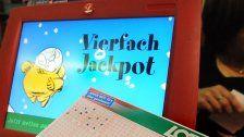 Vierter Lotto-Vierfach-Jackpot des Jahres
