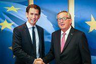 Kurz am Dienstag bei Tusk und Juncker in Brüssel