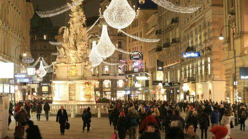 Christkindlmarkt, Bälle & Co.: Wien wird zum Touristenmagnet