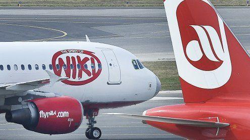 Niki-Pleite: Weit über 1.000 Job-Angebote für 1.000 Mitarbeiter