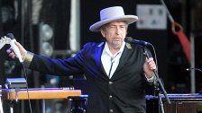 Bob Dylan gibt 2018 ein Konzert in Wien