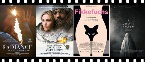 Das sind die Filmstarts der Woche