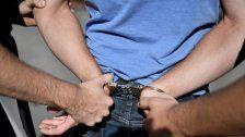 Einbrecher überrascht: Zeugen stoppten Flucht