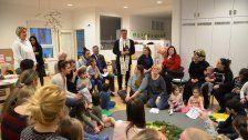 Neuer Kindergarten in Wien-Favoriten eröffnet