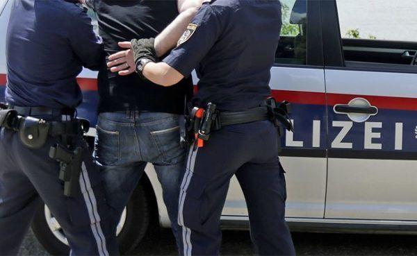 Festnahme in Wien-Penzing nach zahlreichen Delikten