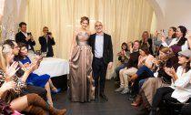Designer Maurizio Giambra lud zur Fashion-Show