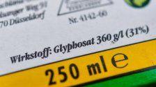 EU: Glyphosat um fünf Jahre verlängert