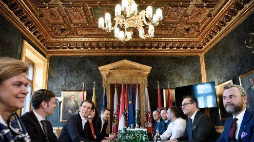 Koalition: ÖVP und FPÖ einigen sich auf 1.500 Euro Kinderbonus