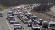 Lkw-Unglück: Stau auf der Westautobahn