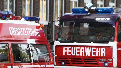 Zimmerbrand in City-Wohnung: Älteres Ehepaar wurde verletzt