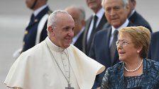 Chile: Papst macht einen mehrtägigen Besuch