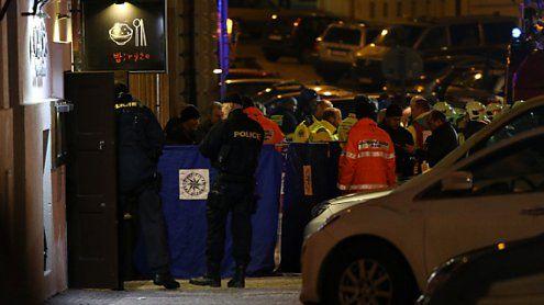 Mehrere Tote und Verletzte bei Hotelbrand in Prag am Samstag