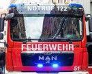 Mehrere Fahrzeuge standen in Wien-Liesing in Flammen
