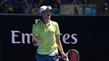 Thiem siegte gegen Kudla in Melbourne