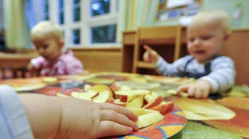 Kleinstkinderbetreuung in NÖ soll bis Ende 2020 ausgebaut werden