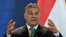 Orban auf Wien-Besuch bei Bundeskanzler Kurz