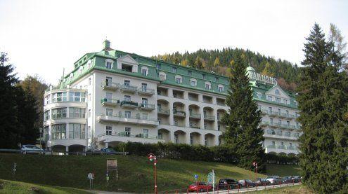 Semmering: Grand Hotel Panhans steht kurz vor der Insolvenz