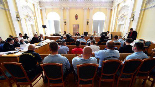 A4-Flüchtlingsdrama: Prozess in Ungarn wurde heute fortgesetzt