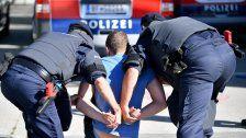 Bei Festnahme: Schlag gegen Polizisten