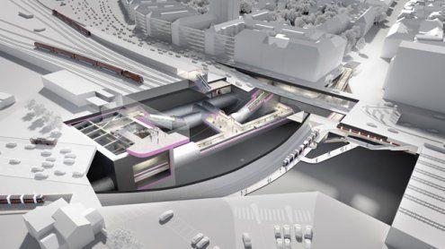 Wiener Leitungen müssen U-Bahn weichen: Bauarbeiten beginnen