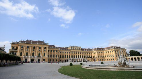 Schloss Schönbrunn verzeichnete mehr Besucher und Einnahmen