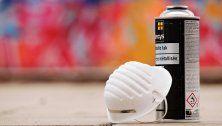 Wien-Margareten: Sprayer auf frischer Tat ertappt