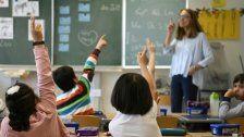 Einschreibungen in Wiener Volksschulen