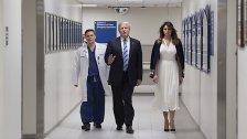 Trump besuchte Verletzte nach Schulmassaker