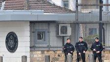 Angreifer auf US-Botschaft hinterließ Brief