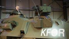 Kunasek will Balkan-Einsätze beibehalten