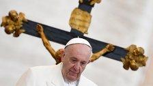 Zum Tode verurteilt: Papst empfing Familie