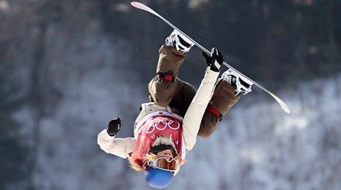 Anna Gasser packte besten Trick aus - Souverän ins Big-Air-Finale