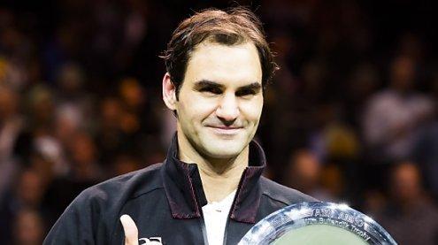 Tennis: Roger Federer seit Montag die bisher älteste Nummer 1
