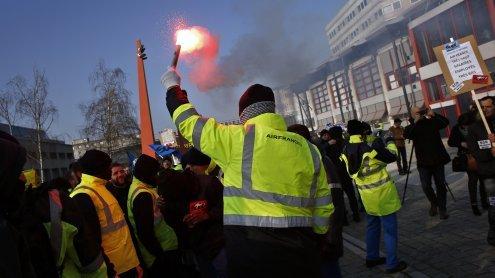 Streik bei Air France: Auch Wien von Flugausfällen betroffen