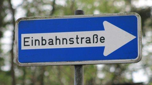 Neue Einbahn in der Lobau: Wien-Pendlern droht 50 Euro Strafe