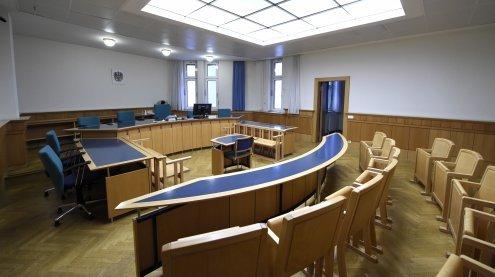 Prozess in Wien: Polizist soll Obdachlosen geschlagen haben