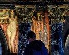 """""""Stairway to Klimt"""" wurde im KHM Wien zum 100. Todestag erneut installiert"""