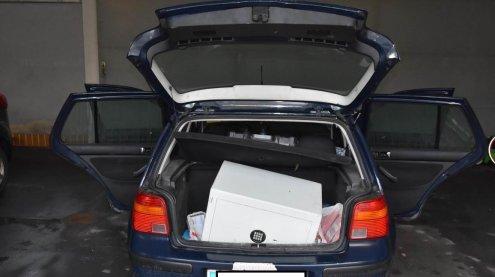 100.000 Euro Schaden: Drogen- & Einbrecherbande in Wien gefasst