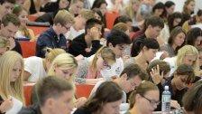 Zu viele Studenten, zu wenige Professoren