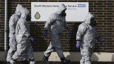 Ermittlungen zu Giftanschlag auf Ex-Spion