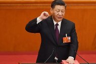 Chinas Präsident Xi Jinping einstimmig im Amt bestätigt