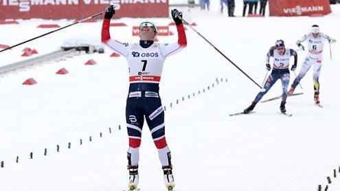 Teresa Stadlober erreichte bei Langlauf-Massenstart den 9. Platz