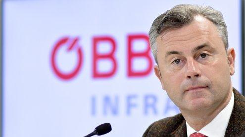 ÖBB: Hofer wehrt sich nach Kritik an geplanten Budget-Kürzungen