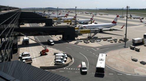 Einbrecher am Flughafen ertappt