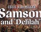 """Filmklassiker """"Samson and Delilah"""" als Osterschinken im Wiener Gartenbaukino"""