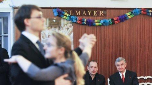 Das war das erste Debütanten-Casting für den Wiener Life Ball