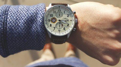 Pünktlichkeit: Acht Tipps gegen das chronische Zuspätkommen