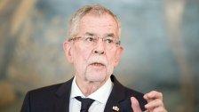 Bundespräsident bricht nach Jordanien auf